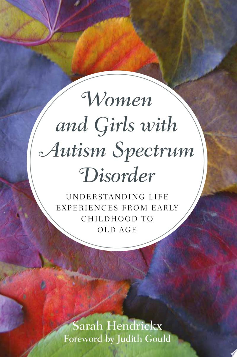 Women and Girls with Autism Spectrum Disorder banner backdrop