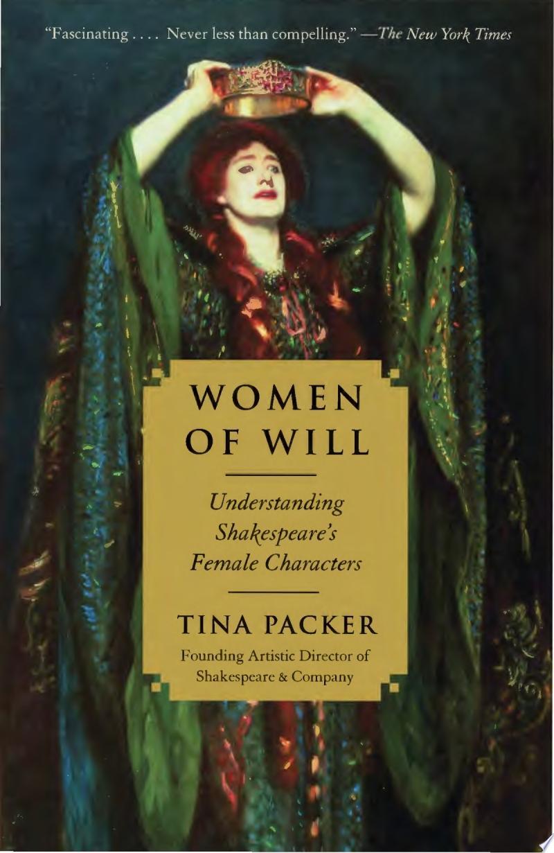 Women of Will banner backdrop