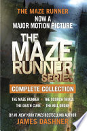 The Maze Runner Series Complete Collection (Maze Runner) image