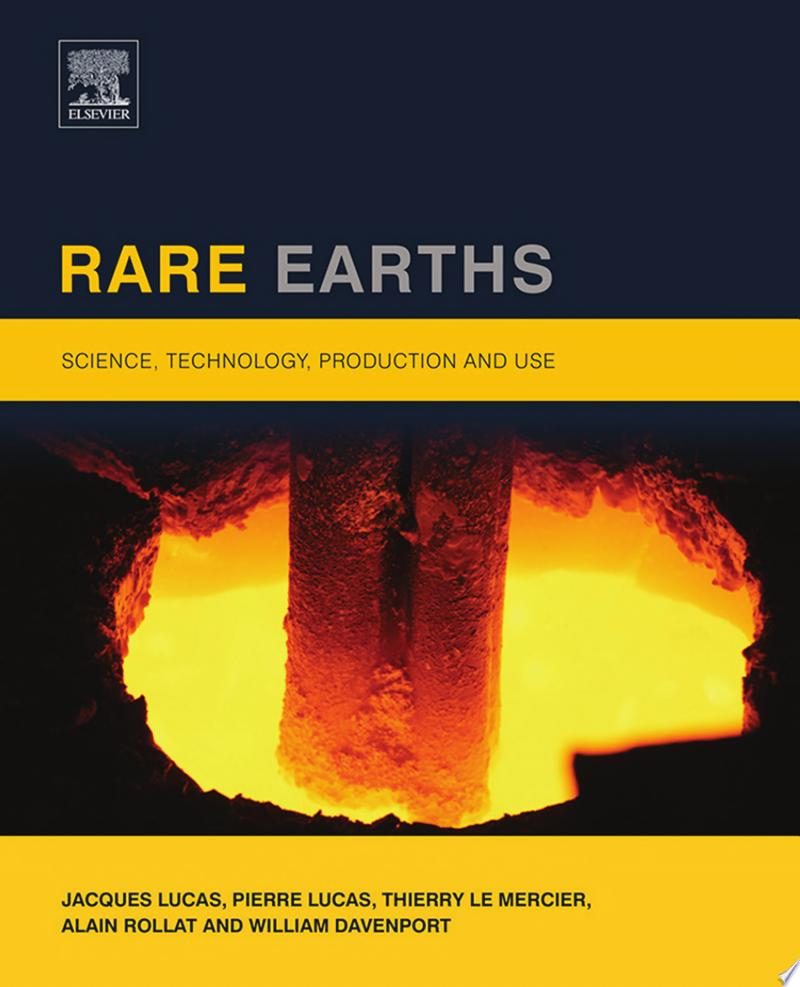 Rare Earths banner backdrop