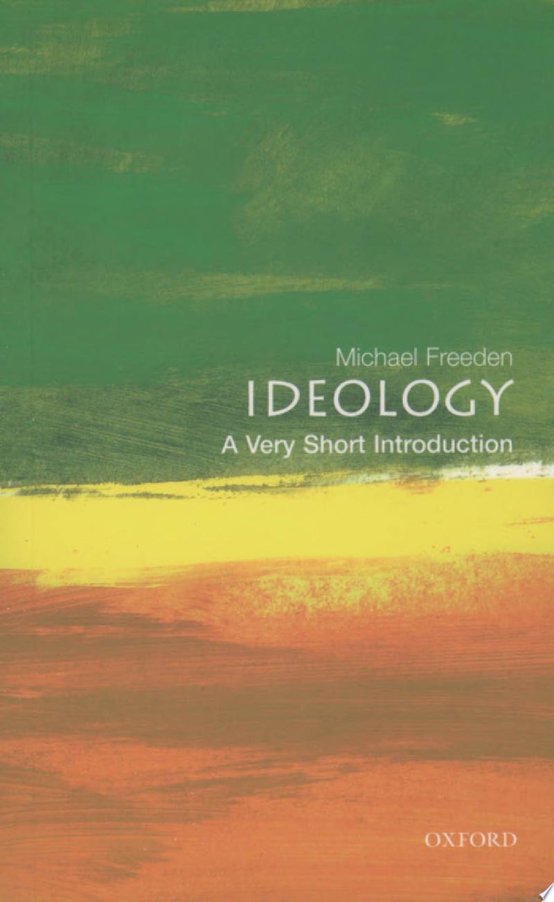 Ideology banner backdrop