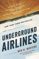 Underground Airlines banner backdrop