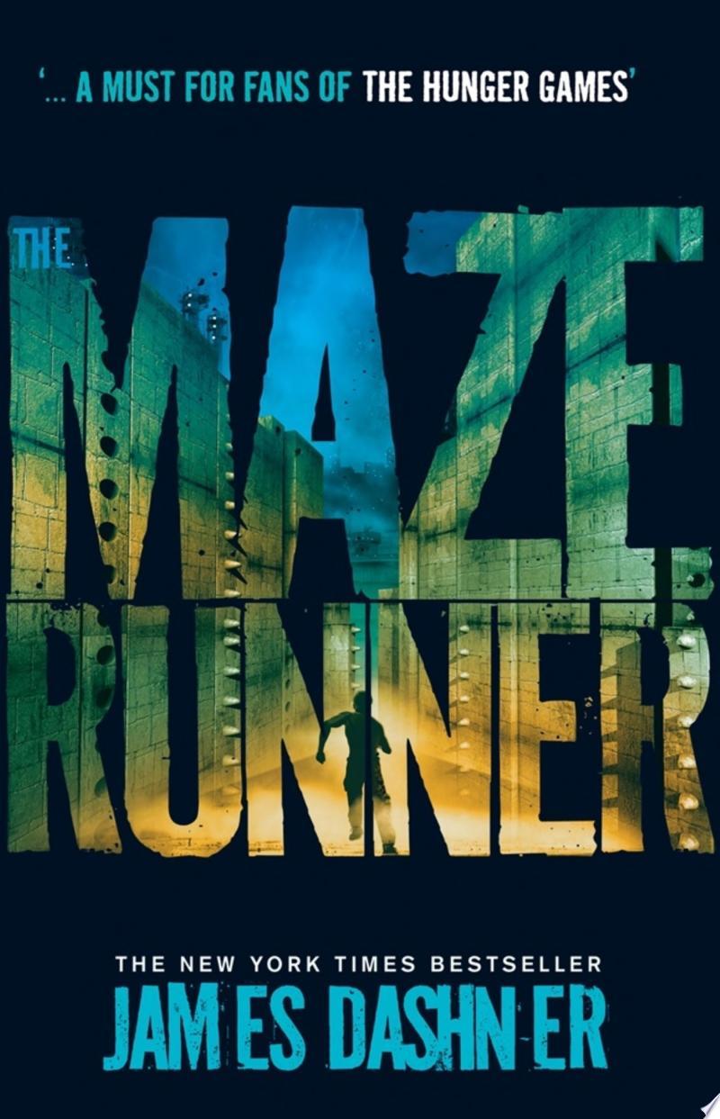 The Maze Runner banner backdrop