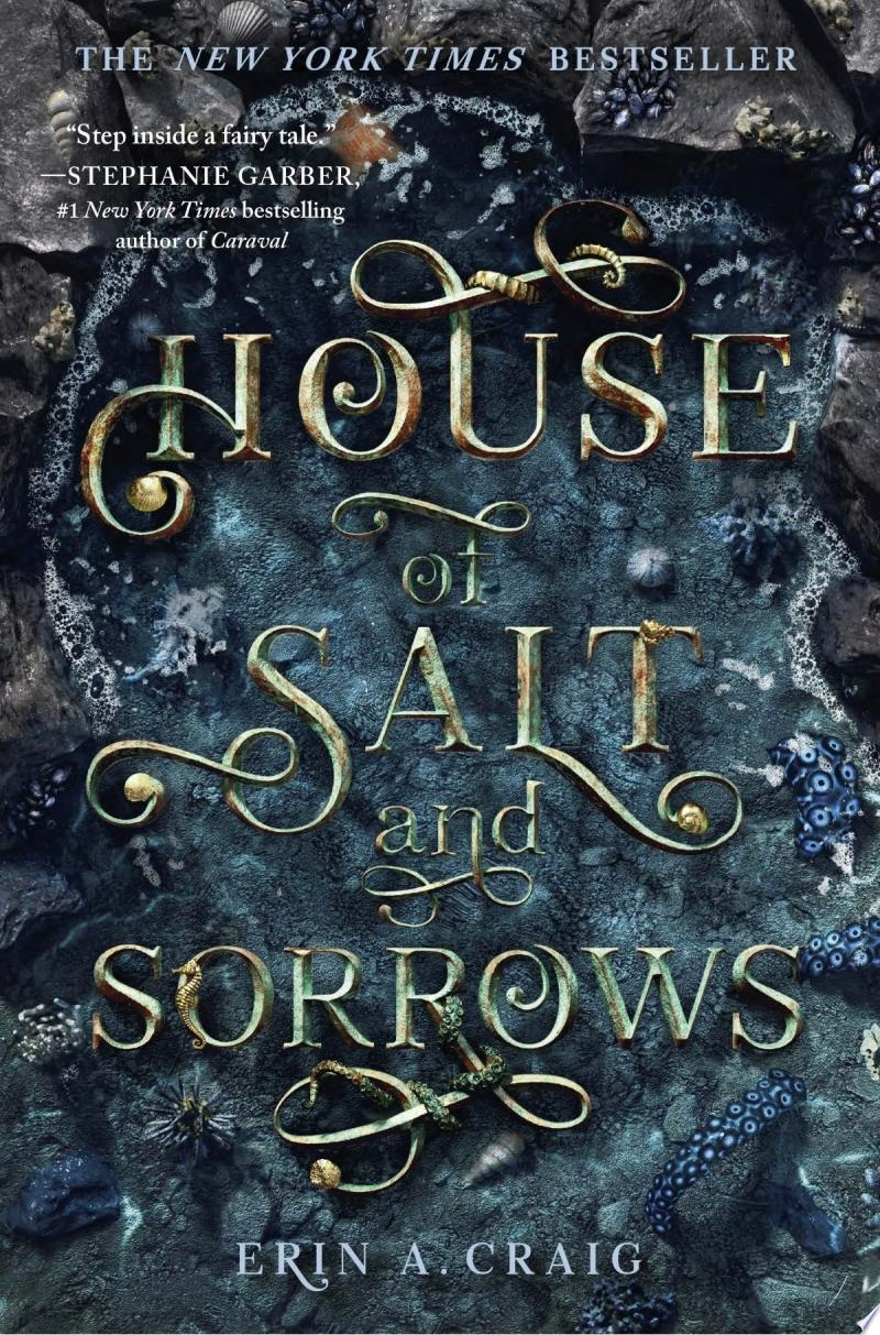 House of Salt and Sorrows banner backdrop