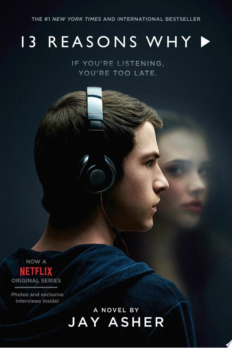 13 Reasons Why banner backdrop