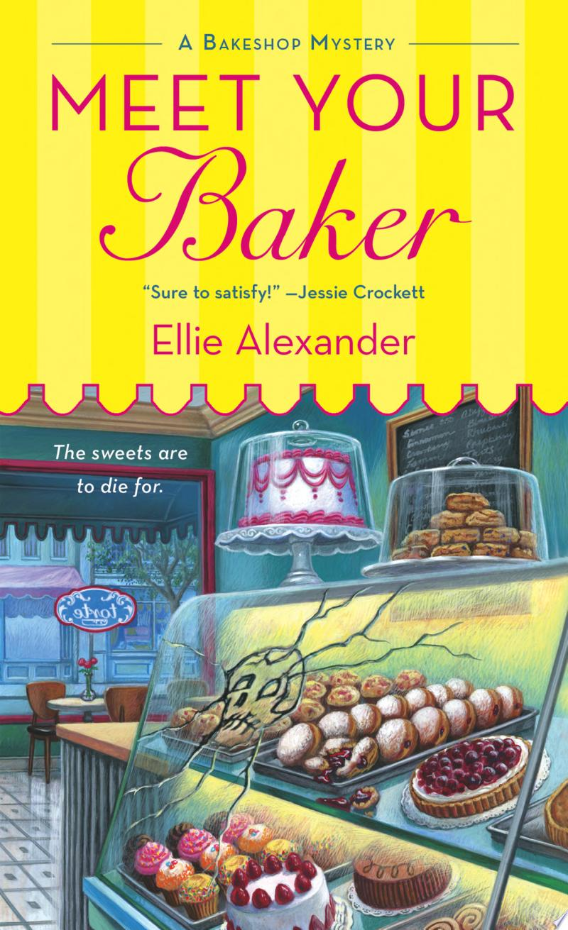 Meet Your Baker banner backdrop