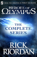 Heroes of Olympus: The Complete Series (Books 1, 2, 3, 4, 5) image