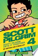 Scott Pilgrim, Vol. 4: Scott Pilgrim Gets It Together Color Edition image