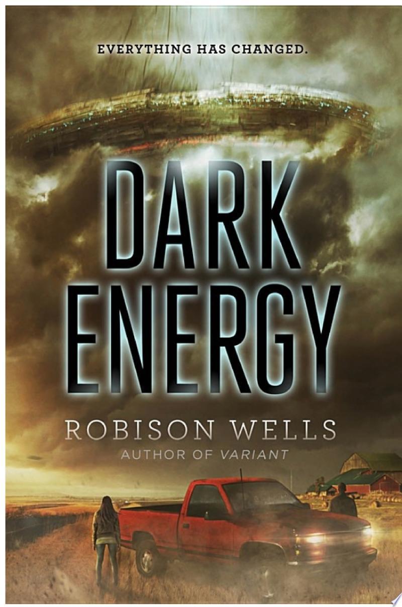 Dark Energy banner backdrop