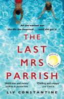 The Last Mrs Parrish banner backdrop